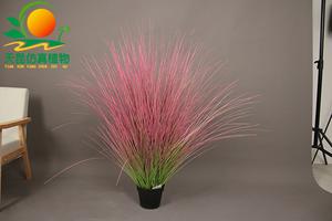 室外阻燃网红草